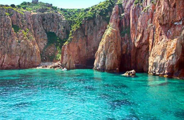 Beaux spots de Corse